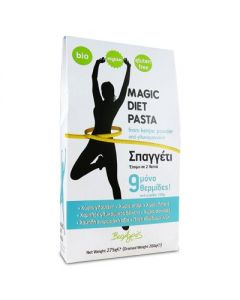 Bio-Agros Magic Diet Pasta Spaghetti 275 gr