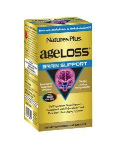 Nature's Plus Ageloss Brain Support 60 caps