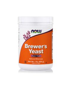 Now Brewer's Yeast powder debittered 454 gr