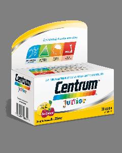 Centrum Junior 30 chewable tabs