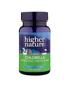 Higher Nature Chlorella Nutritious Green Algae 180 tabs