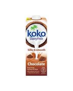 Koko Ρόφημα καρύδας με κακάο & ασβέστιο 1 lt