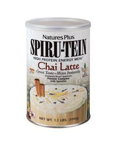 Nature's Plus Spiru-Tein Chai Latte 504 gr