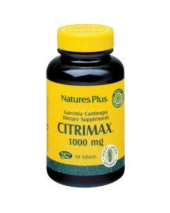 Nature's Plus Citrimax 1000 mg Garcinia Cambogia 60 tabs