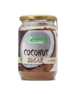 7elements Coconut Sugar Organic 400 gr