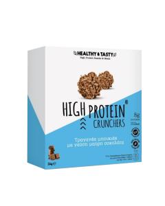 Power Health Healthy & Tasty High Protein Crunchers chocolate 24 gr