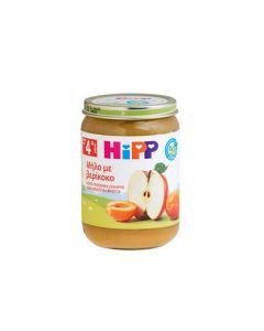 Hipp Μήλο με Βερύκοκο 190 gr