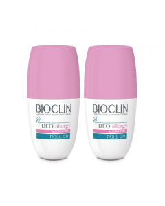Bioclin Deo Allergy alcohol free Roll-on 50 ml 1+1