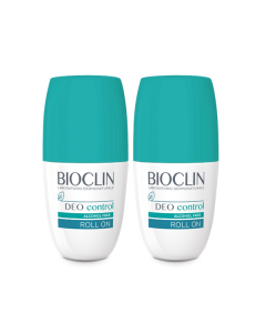 Bioclin Deo Control alcohol free Roll-on 50 ml 1+1