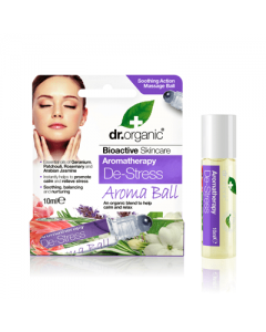 Dr. Organic Aromatherapy De-Stress Aroma Ball 10 ml
