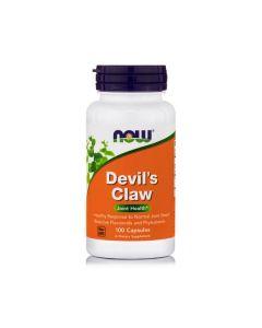 Now Devil's Claw 500 mg 100 veg caps