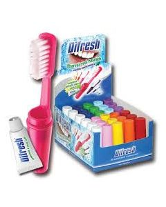 Difresh Οδοντόβουρτσα ταξιδίου
