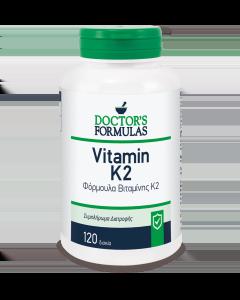 Doctor's Formulas Vitamin K2 120 caps