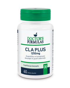 Doctor's Formulas CLA Plus 1250 mg 60 softgels