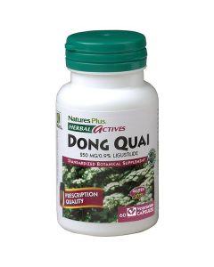 Nature's Plus Dong Quai 250 mg 60 vcaps