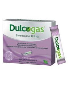 Dulcogas Simethicone 125 mg 18 φακελάκια