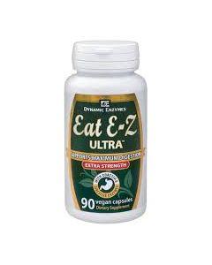 Dynamic Enzymes Eat E-Z Ultra 90 caps