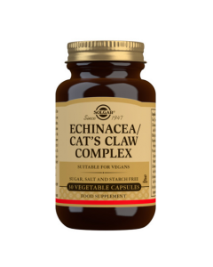 Solgar Echinacea/Cat's Claw Complex 30 veg.caps