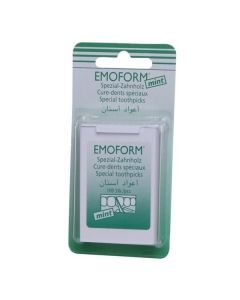 Emoform Special Toothpicks Mint 100 pcs