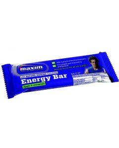 Maxim Energy bar apple-cinnamon 55 gr 25 τμχ