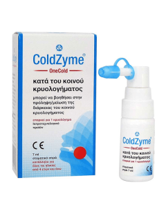 Life Coldzyme mouth spray 7 ml