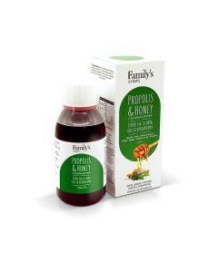 Family's Syrup Propolis & Honey 150 ml