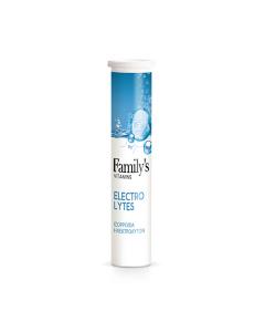 Family's Vitamins Electrolytes 20 eff tabs