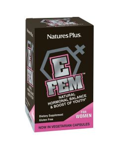 Nature's Plus E-Fem 60 caps