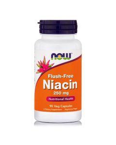 Now Flush-Free Niacin 500 mg 90 Vcaps