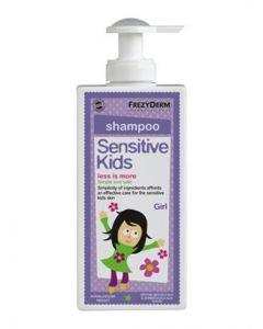 Frezyderm Sensitive Kids Shampoo Girls 200 ml