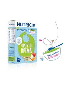 Nutricia Fruit Cream 250 gr