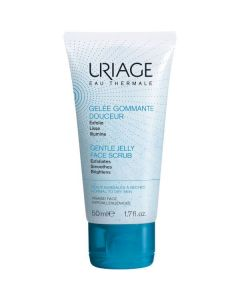 Uriage Gentle Jelly Face Scrub 50 ml