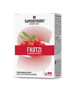 Superfoods Γκότζι 30 caps