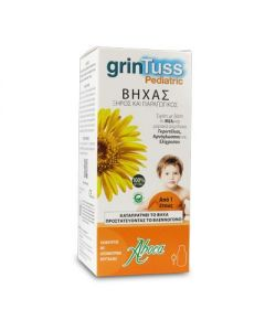 Aboca GrinTuss Pediatric Syrup 180 gr
