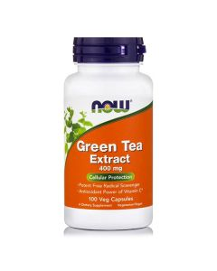 Now Green Tea Extract 400 mg 100 caps