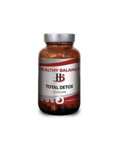 Healthy Balance Total Detox 120 vegicaps