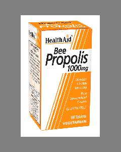 Health Aid Bee Propolis 1000 mg 60 tabs