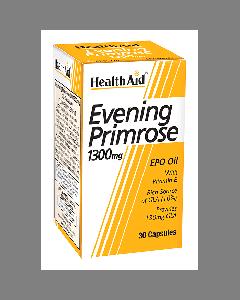 Health Aid Evening Primrose Oil 1300 mg & Vitamin E 30 caps