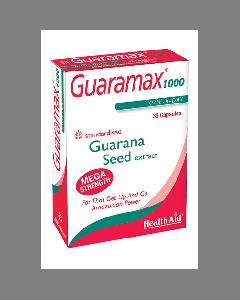 Health Aid Guaramax 1000mg 30 caps