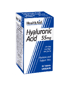 Health Aid Hyaluronic Acid 55 mg 30 tabs