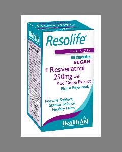 Health Aid Resolife 60 caps