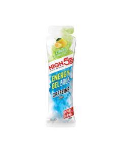 High5 Energy Gel Aqua Caffeine 30 mg Citrus 66 gr