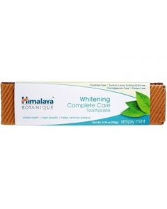 Himalaya Whitening Complete Care Toothpaste Simply Mint 150 gr