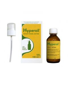 Hyperoil gel spray 100 ml