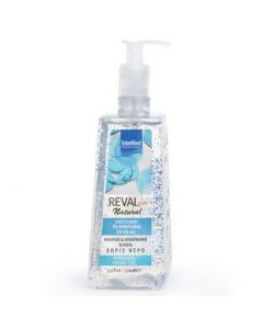 Intermed Reval Natural plus antiseptic hand gel 500 ml