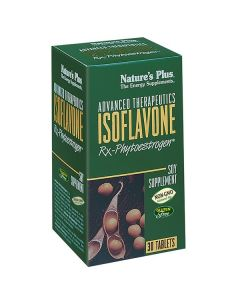 Nature's Plus Isoflavone Rx-Phytoestrogen 30 tabs