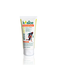 Kaloe Aloe Vera Relief & Relax Body Cream 100 ml