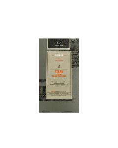 Korres Cedar Men's Colour Treatment 5.0 Natural Grey