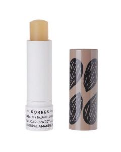 Korres Lipbalm Natural Care Sweet Almond 5 ml