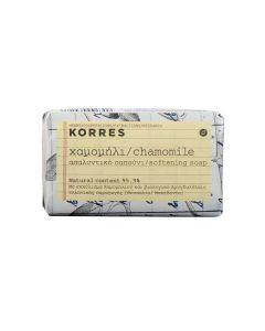 Korres Χαμομήλι απαλυντικό Σαπούνι 125 gr